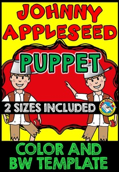 FALL ACTIVITIES: JOHNNY APPLESEED CRAFTS: JOHNNY APPLESEED