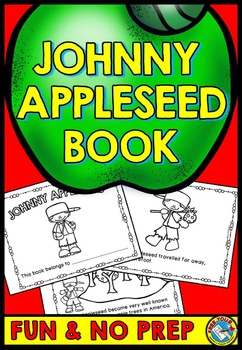 JOHNNY APPLESEED BOOK: JOHNNY APPLESEED PRINTABLES: APPLE