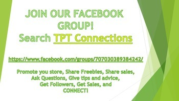 JOIN OUR FACEBOOK GROUP! GET CONNECTED!