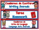 JOURNAL LABELS FOR DUAL LANGUAGE