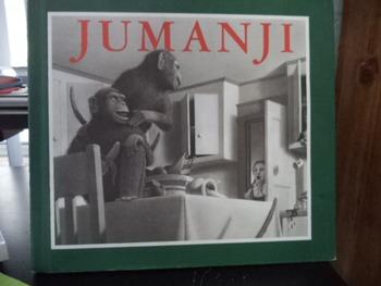 JUMANJI          ISBN 0-395-30448-2