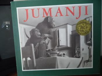 JUMANJI   ISBN 0-590-47902-4