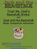 Jack And The Beanstalk Book Companion Pack