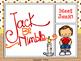 Jack Be Nimble - Comic Strip Nursery Rhyme Story Telling -
