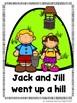 Jack and Jill ( A Nursery Rhyme Sight Word Emergent Reader)