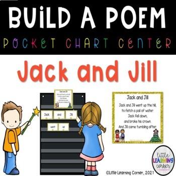 Build a Poem ~ Jack and Jill