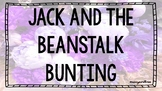 Jack and the Beanstalk Bunting