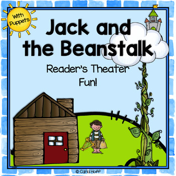 Jack and the Beanstalk:  Reader's Theater & Puppet Fun!