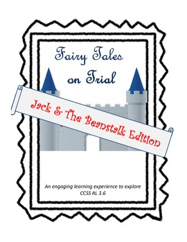 Jack and the Beanstalk on Trial (Fractured Fairytale Trials)