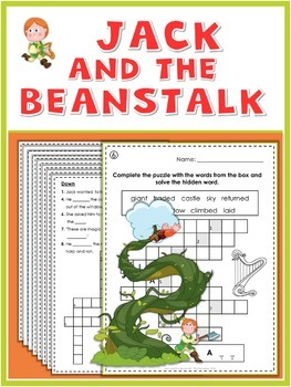 Jack and the Beanstalk  Puzzle Fun