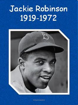 Jackie Robinson: 2nd Gr. GPS Historical Figure Reader's Th