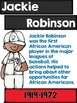 Jackie Robinson Activities