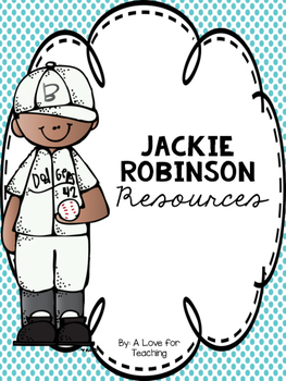 Jackie Robinson {Black History Month}