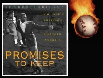 Jackie Robinson, Promises to Keep Lesson 1