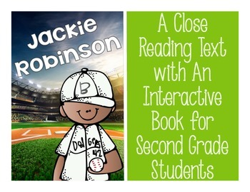 Jackie Robinson: Close Reading Passages with an Interactiv