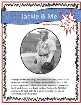 Jackie and Me Complete Unit Bundle