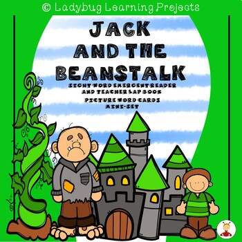 Jack and The Beanstalk (A Sight Word Emergent Reader and T