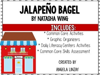 Jalapeño Bagels: Aligning Houghton Mifflin 2nd Grade to Co