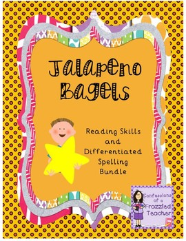 Jalapeno Bagels Reading and Spelling Bundle (Scott Foresma
