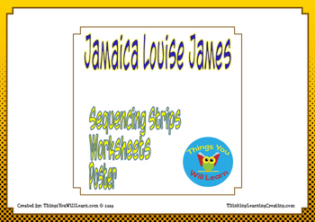Jamaica Louise James Sequence and Summarize