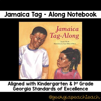 Jamaica Tag Along Reading Notebook