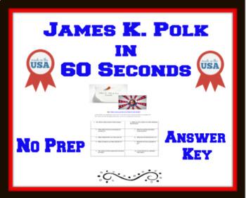 James K. Polk in 60 Seconds