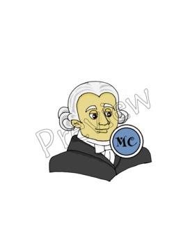 James Madison Clip Art