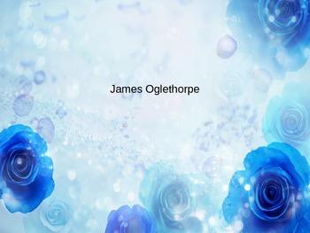 James Oglethorpe PowerPoint