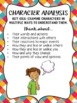 James and the Giant Peach: Reading Response Activities and