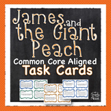 James and the Giant Peach Task Cards