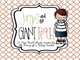 James and the Giant Peach-Novel Study Questions, Answers,
