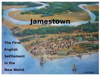 Jamestown: America's First Permanent English Settlement -