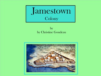 Jamestown SMARTboard Lesson - 37 pgs - TONS of videos, lin