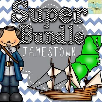 Jamestown SUPER BUNDLE