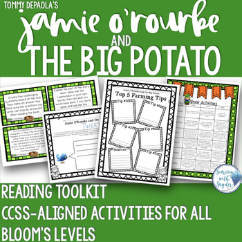 Jamie O'Rourke and the Big Potato Bloom's Reading Toolkit