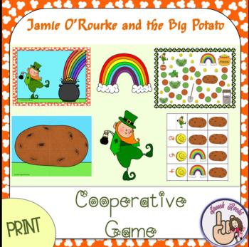 Jamie O'Rourke and the Big Potato (St. Patrick's Day)  ~ C
