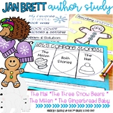 Jan Brett: A Mini Author Study