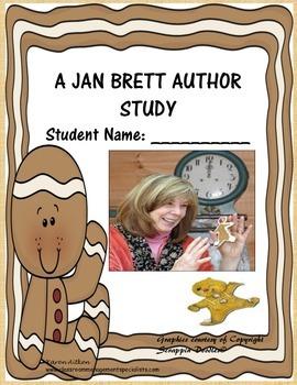 Jan Brett Author Study Packet
