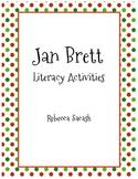 Jan Brett Literacy Unit