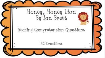 Jan Brett- The Hat & Honey, Honey, Lion, Lion