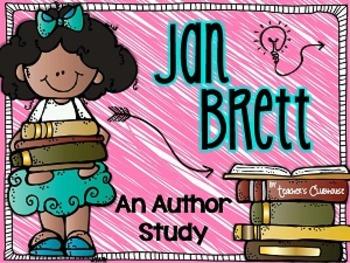 Jan Brett Unit from Teacher's Clubhouse