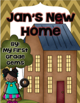 Jan's New Home