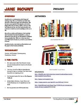 Jane Mount Informational Worksheet