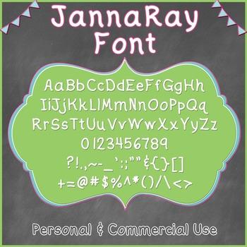 Janna Ray Font