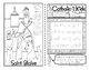 February 2016 Catholic Kids Bulletin with Weekly Saints