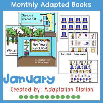 January Adapted Books