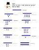 January Base Ten Number Matching Center Bundle