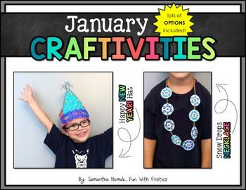 January CRAFTIVITIES