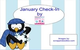 January Check-In for Mimio: Snowball Fight