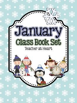 January Class Book Set